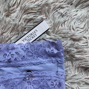 NWT Victoria's Secret Butterfly Lace Panties